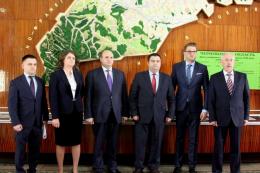 Буковину відвідав Державний секретар Міністерства закордонних справ Румунії (фото)