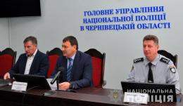 Поліція Буковини співпрацює з охоронними фірмами для недопущення проявів рейдерства