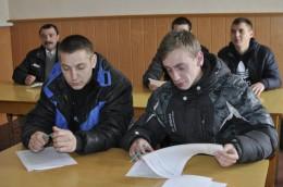 До навчальних центрів з Буковини відправили 50 майбутніх контрактників (фото)
