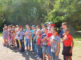 На Буковині у літньому таборі «Черемош» розпочалася перша табірна зміна (фото)
