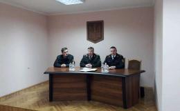 У Чернівцях представили нового заступника начальника ЧОУЛМГ