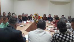 У Чернівцях головним лікарям закладів охорони здоров'я пояснили про основні вимоги пожежної та техногенної безпеки