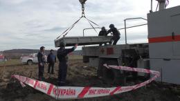 На Буковині селяни на городі виявили авіабомбу