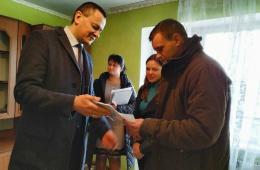 У Вашківецькій ОТГ четверо дітей-сиріт отримали соціальне житло від держави