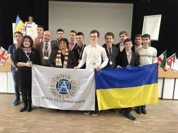Чернівецьких ліцеїстів визнали кращими на Міжнародній конференції у Німеччині