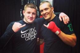 Екс-тренер Усика з Чернівців прокоментував припинення співпраці з боксером