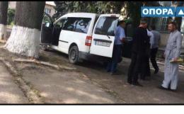 На Буковині невідомі перешкоджали діяльності спостерігача Опори (фото)