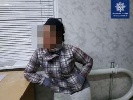 У Чернівцях п'яна жінка з двохрічною дитиною на руках дебоширила на вокзалі