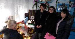 На Буковині довгожителька з Боян відзначила 100-літній ювілей