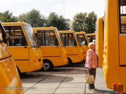 У Чернівцях маршрутки, які курсують на Калинку, не будуть безкоштовно перевозити пільговиків
