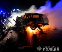 У поліції повідомили деталі трагічної ДТП на об'їздній у Чернівцях (фото)