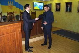 Головний прокурор Буковини представив нового заступника
