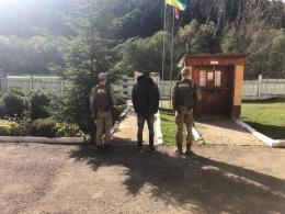 На Буковині затримали мешканця Гвінеї, який намагався порушити кордон з Румунією