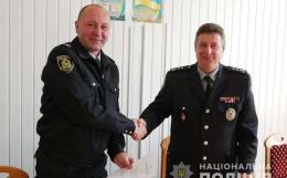 На Кіцманщині новий очільник поліції