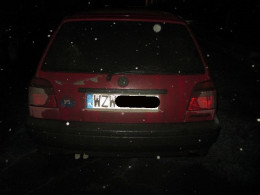На Буковині прикордонники зупинили два автомобілі «Фольксваген» з контрабандними сигаретами (фото)