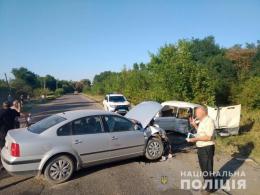 За фактом ДТП з потерпілими поблизу Черепківців поліція розпочала кримінальне провадження