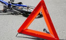 У Кіцмані семирічний хлопчик потрапив під колеса мікроавтобуса