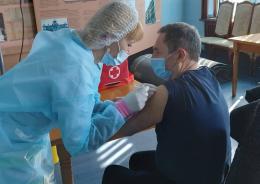 У ЧНУ вакцинували рекордну кількість працівників