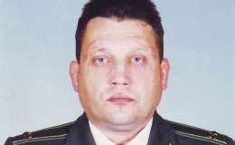 У Чернівцях прощатимуться з підполковником Сергієм Третьяком