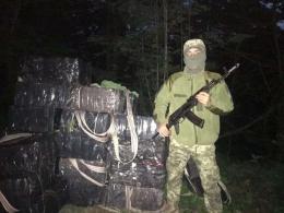 На Буковині пострілами перешкоджали контрабандистам перемістити цигарки до Румунії