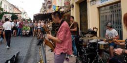 З'явилася програма Дня вуличної музики у Чернівцях