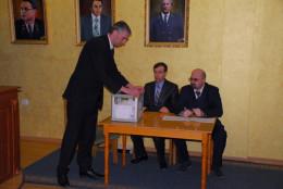 На Буковині в прокуратурі обрали делегатів на всеукраїнську конференцію прокурорів