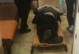На Буковині чоловік прийшов до лікарні і помер (відео)