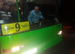 Водій маршрутки, який у Чернівцях насміхався над бійцем АТО, вибачився за свої дії