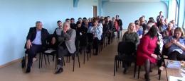 У Чернівецькому тролейбусному управлінні відбулись збори колективу