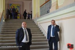 У Чернівцях відбудеться позачергова сесія Чернівецької обласної ради