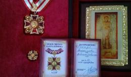 Хірурга з Чернівців посмертно нагородили орденом Святого Пантелеймона