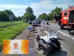 На Буковині сталося жахливе ДТП із загиблими