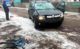 На Буковині позашляховик збив на смерть велосипедист
