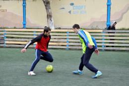 Буковинські медики провели благодійний футбольний турнір