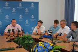 У Чернівцях нагородили студентів та меценатів