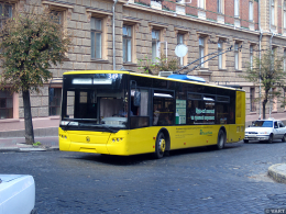 ЧТУ оприлюднило графік руху тролейбусів