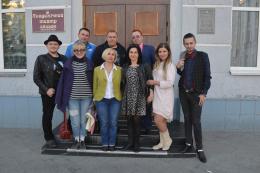 На фестивалі «Світ ляльок» Чернівецький академічний обласний театр ляльок презентував казку, яка зірвала шквал оплесків від глядачів (фото)