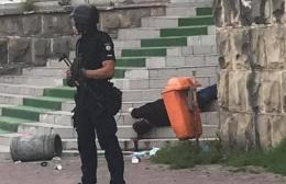 У Чернівцях зловмиснику, який застрелив чоловіка посеред вулиці, повідомили про підозру