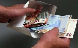 На Буковині на хабарі 2 тисячі євро затримано інспектора прикордонної служби