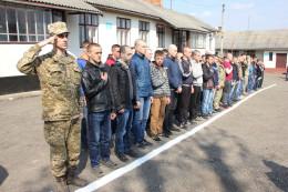 На Буковині відбудеться відправка строковиків на військову службу