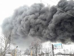 """Винним у спричиненні пожежі на """"Калинці"""" загрожує до восьми років ув'язнення"""