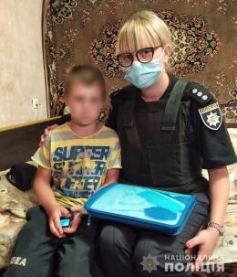 У Чернівцях розшукали восьмирічного хлопчика, який не повернувся додому