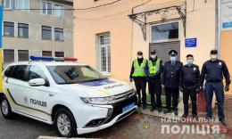 На Буковині запрацювала ще одна поліцейська станція