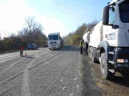 На трасі Чернівці-Житомир розпочався ремонт (фото)