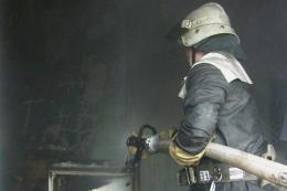 У Чернівцях на Новикова-Прибоя внаслідок пожежі у квартирі загинув чоловік