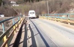 На Буковині не можуть відновити мости, зруйновані 10 років тому повінню (відео)