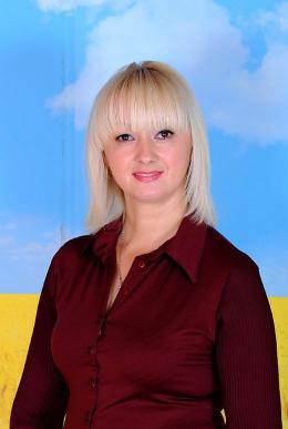 Ірина Лісовська