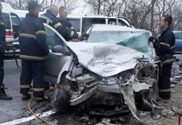 У жахливому ДТП загинула чиновниця з Буковини (фото)