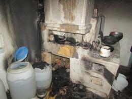 На Буковині через розтоплену піч загинула жінка
