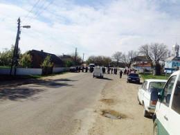 У Топорівцях місцеві жителі перекрили трасу через пасовища